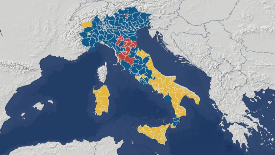 Video Události, komentáře: Itálie míří k nové vládě