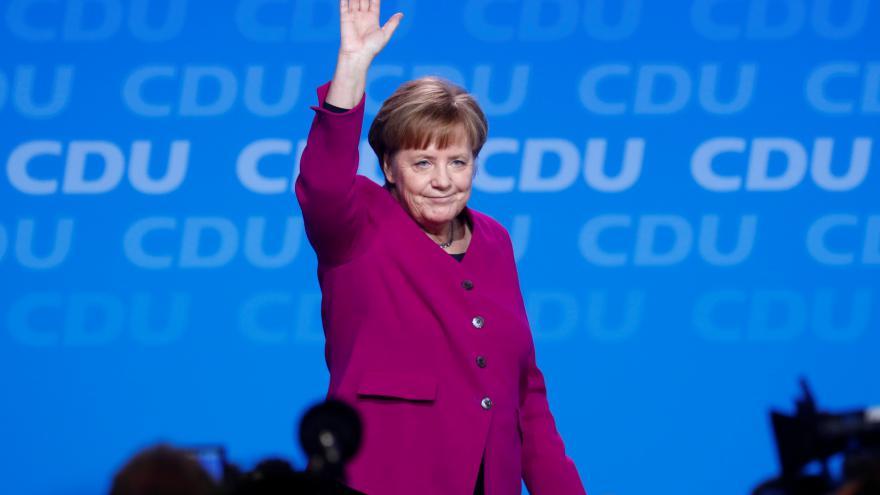 Video 90' ČT24 - Angela Merkelová počtvrté německou kancléřkou