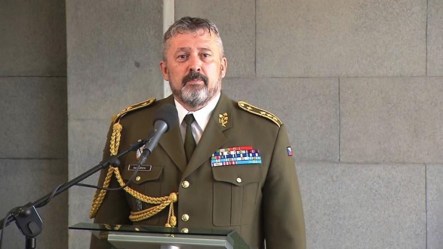 Video Události ČT: Aleš Opata převzal funkci armádního šéfa