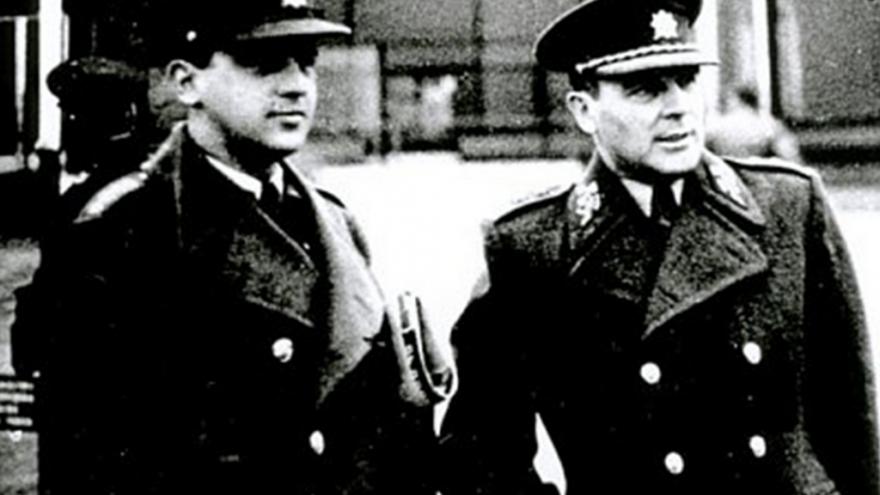 Video Soud rehabilitoval generála Milana Píku
