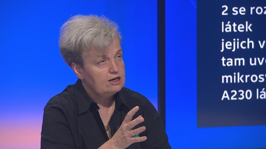 Video 90' ČT24 - Spor o novičok v Česku