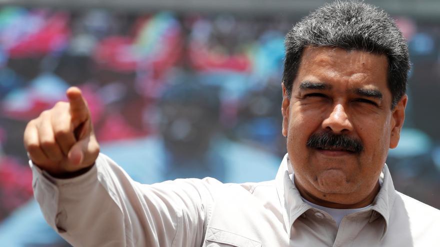 Video Horizont ČT24: Maduro znovu prezidentem