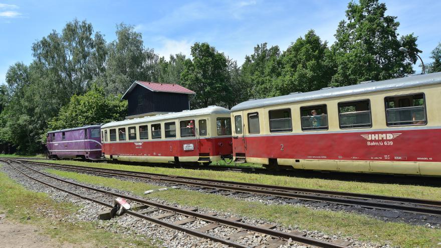 Video Události v regionech: Jindřichohradecká úzkokolejka možná přijde o vlaky