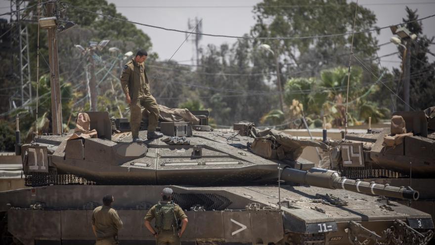 Video Zpravodaj ČRo Macháček: Hamas je podle Izraele vojensky i finančně oslabený