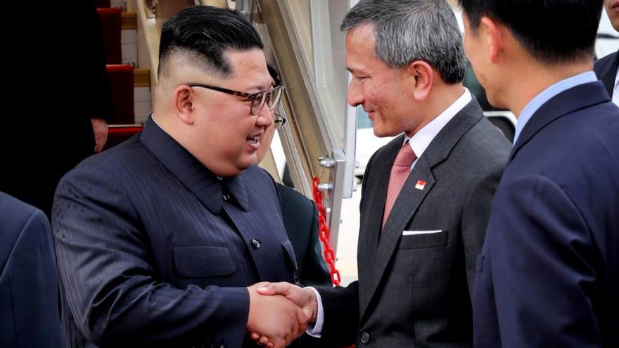 Video Zpravodajka ČT Šámalová o schůzce Kima s Trumpem: Obě strany jsou nepředvídatelné