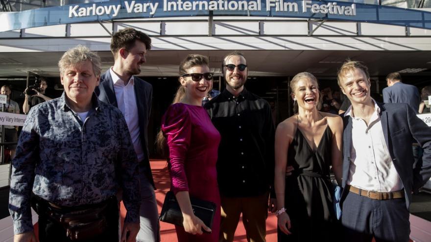 Video ČT na MFF Karlovy Vary 2018 - Čaj o třetí