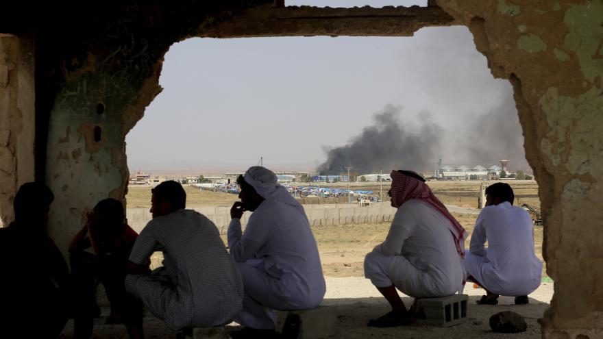 Video Horizont ČT24: Útok na poslední baštu Islámského státu v Sýrii