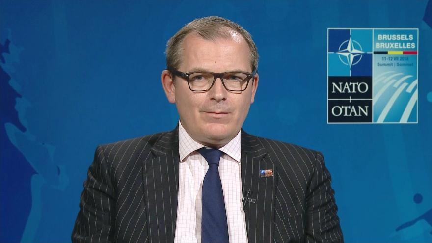 Video 90' ČT24 - NATO řeší bezpečnostní hrozby a výdaje na obranu