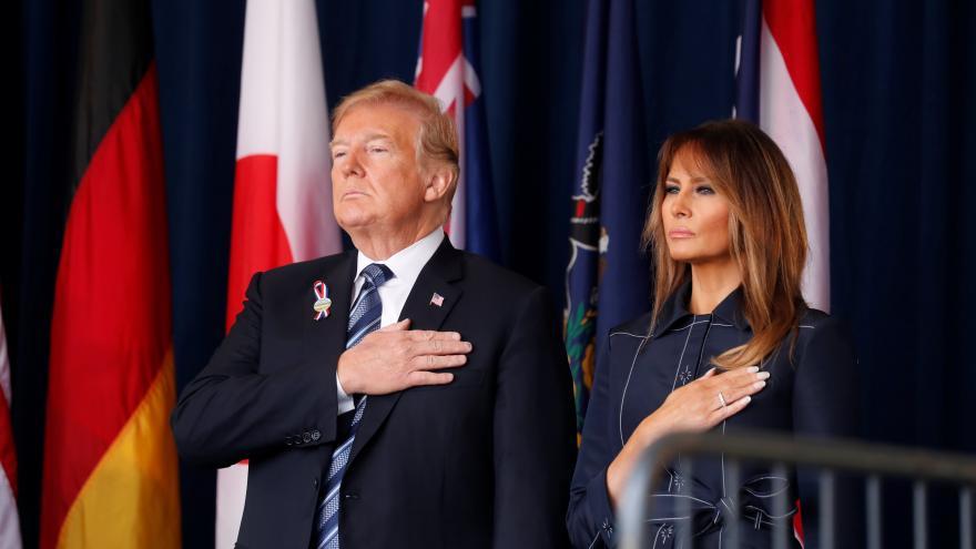 Video Projev amerického prezidenta Donalda Trumpa k výročí teroristických útoků 11. září 2011