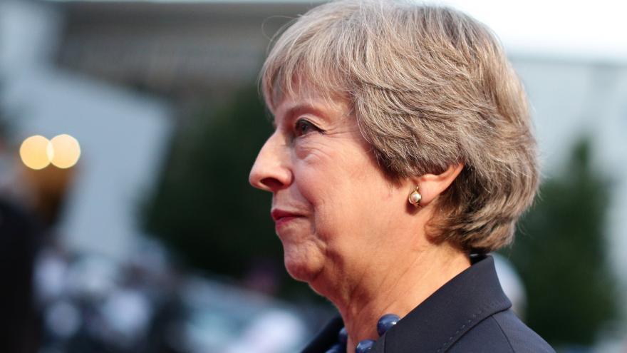 Video ŽIVĚ: Vyjádření britské premiérky Mayové