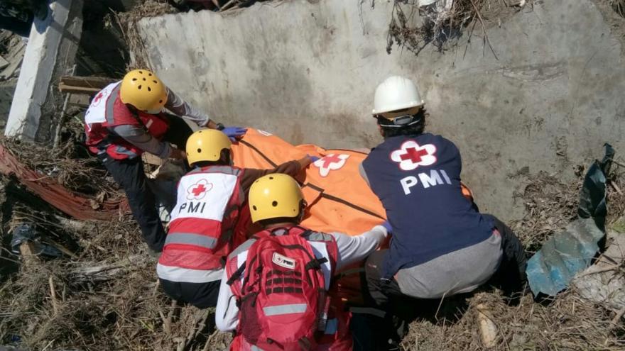 Video Šámalová: Situace v Palu se nelepší, o Donggale stále chybí zprávy