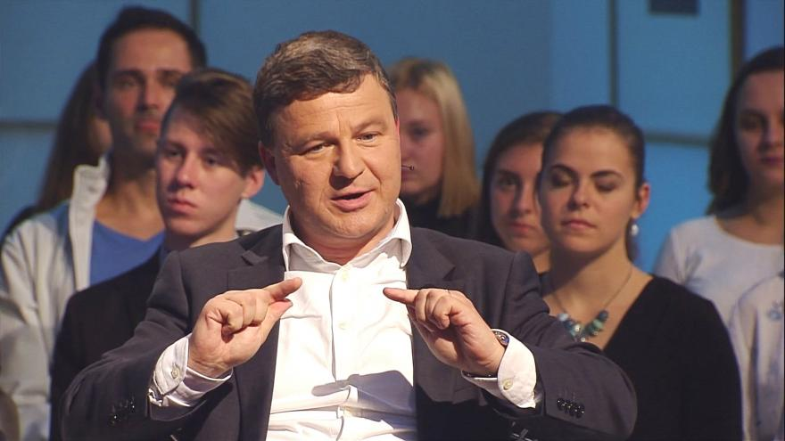 Video Fokus Václava Moravce - Krize důvěry