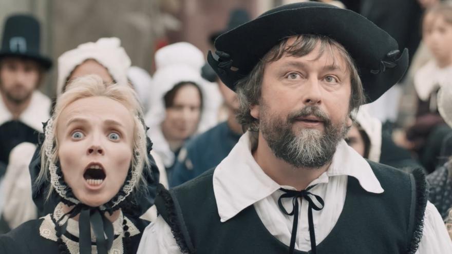 Video Trailer na pohádku Čertí brko