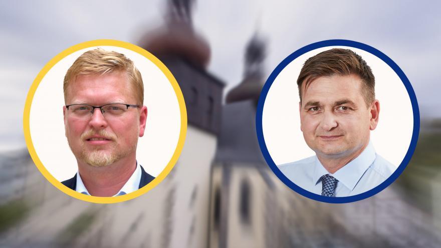 Video Senátní duel ČT24