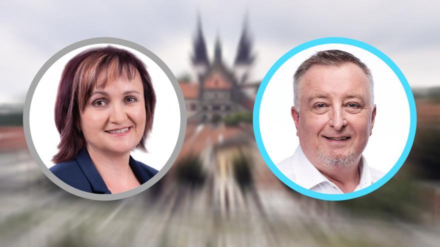 Video Senátní duel: obvod Třebíč