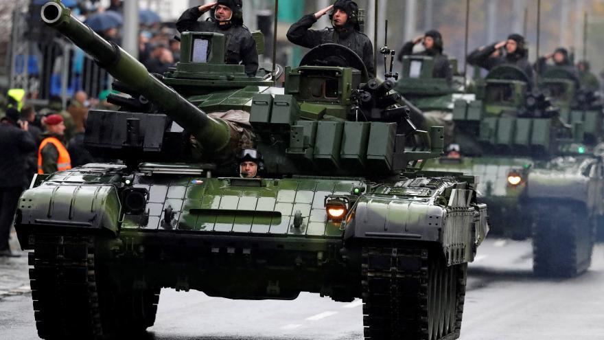 Video 90' ČT24 - 100 let české armády