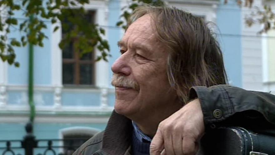 Video Jarek v Moskvě
