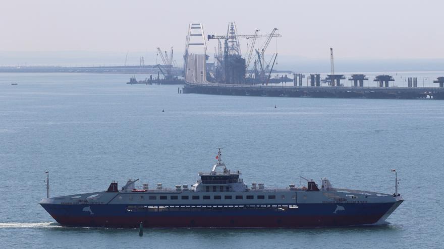 Video Události ČT: Rusko nevymění zadržené ukrajinské námořníky za summit s Trumpem
