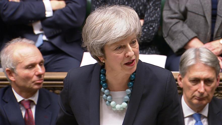 Video Theresa Mayová oznámila odklad hlasování o brexitu
