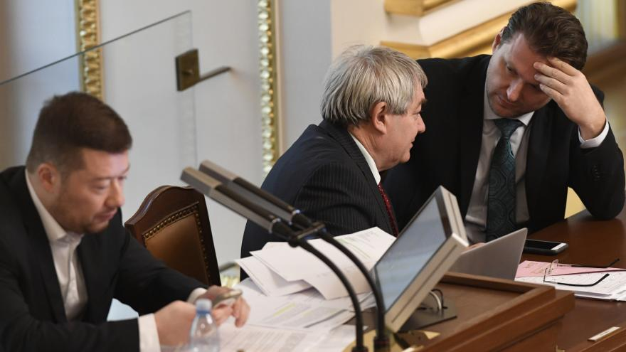 Video Události ČT: Sněmovna jednala o zdanění restitucí