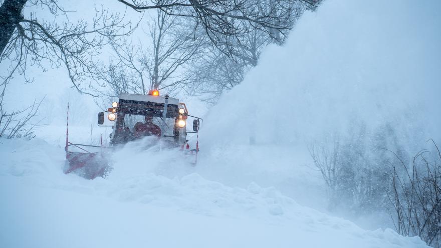 Video Nejhorší sněhová situace byla na Jablonecku