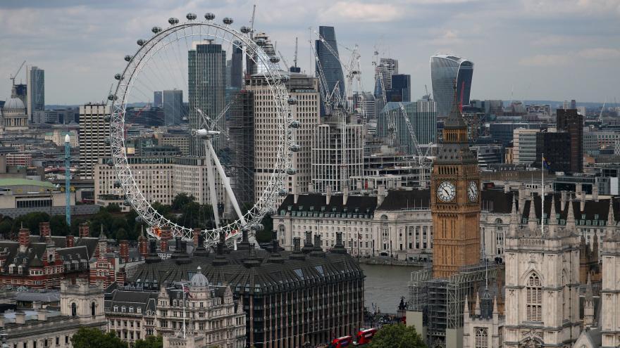 Video V Londýně používají na kontrolu ovzduší nejmodernější techniku
