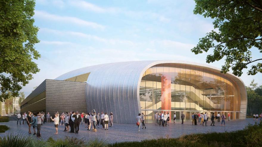Video Události v regionech: České Budějovice chtějí postavit sportovní centrum za 668 milionů korun