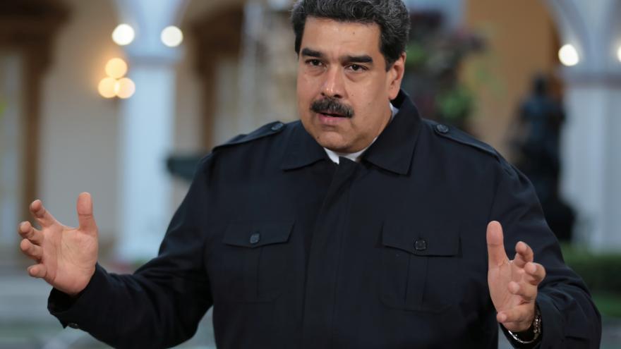 Video Maduro oznámil předčasné parlamentní volby. Snaží se oslabit podporu Guaidóa
