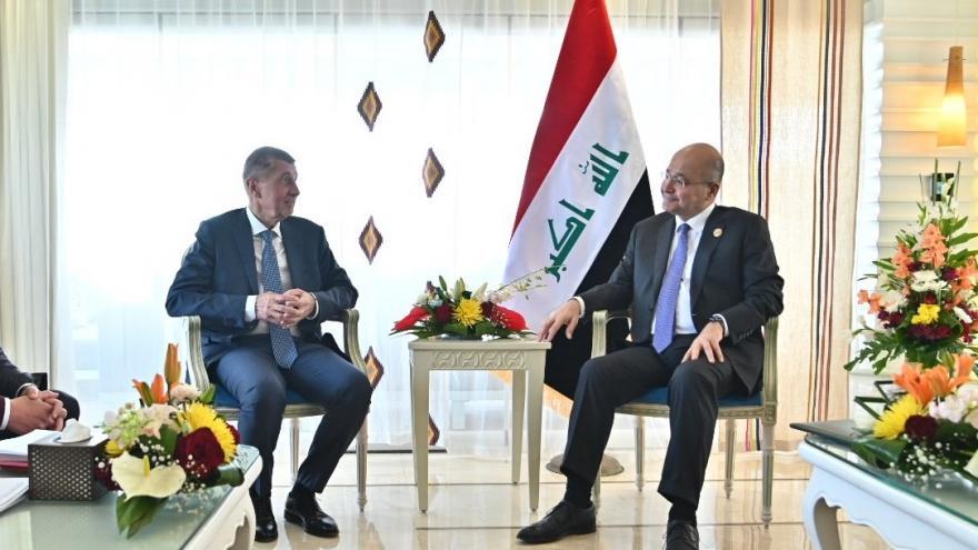 Video První summit Evropské unie a Ligy arabských států je o bezpečnosti