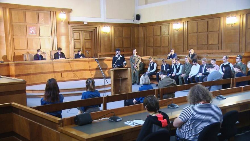 Video Mene Tekel 2019 (soudní proces) - Olešnické memento