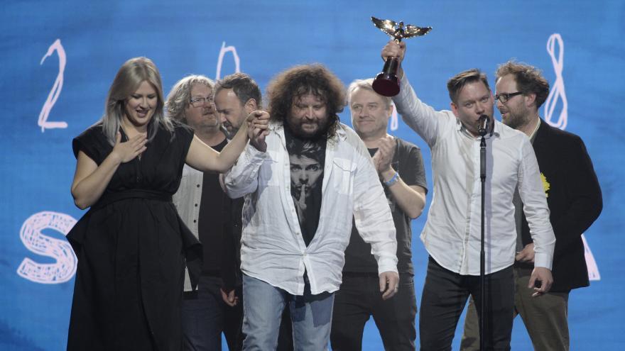 Video Ceny Anděl 2018