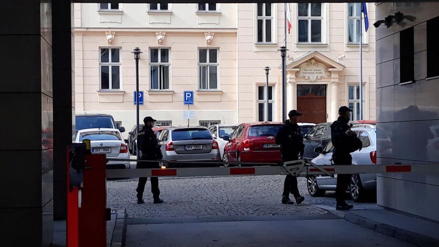 Video Události ČT: Čtvrteční zásah policie