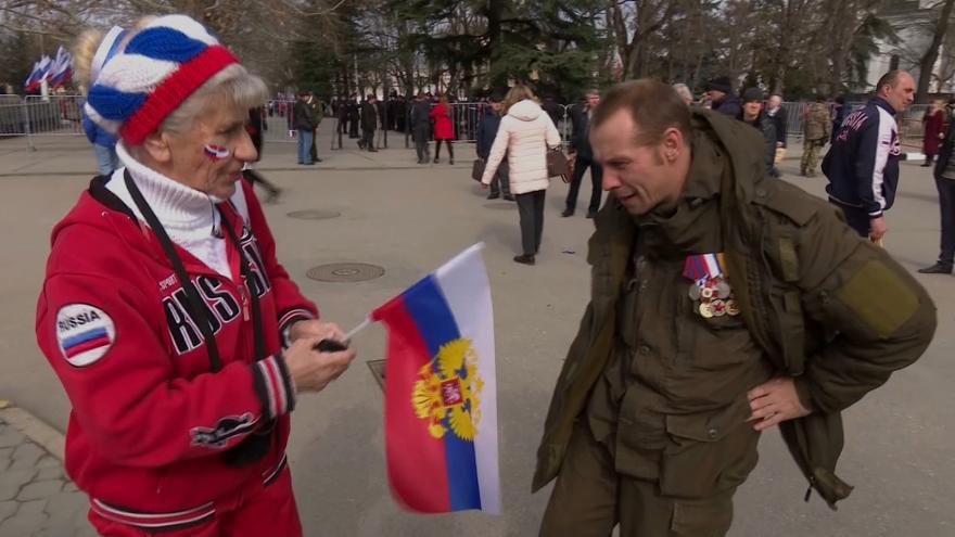 Ruský křesťan v USA