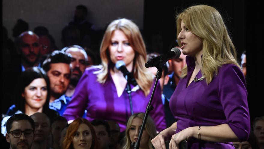 Video Mimořádné pořady ČT24 - Slovenské prezidentské volby