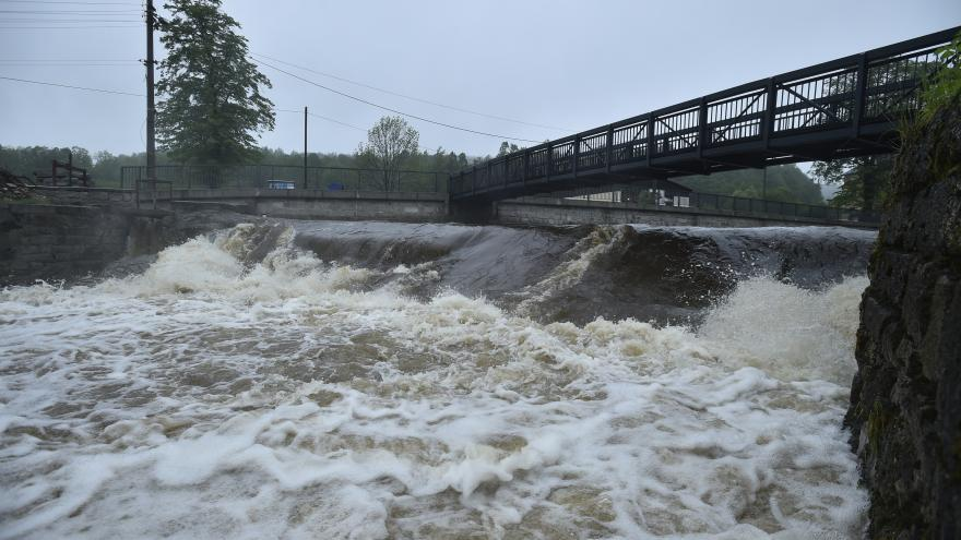 Video Povodně čr