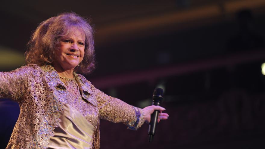 Video Eva Pilarová slaví osmdesátiny. Takhle zpívala před půl stoletím.