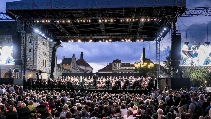Video Česká filharmonie – Open air 2019