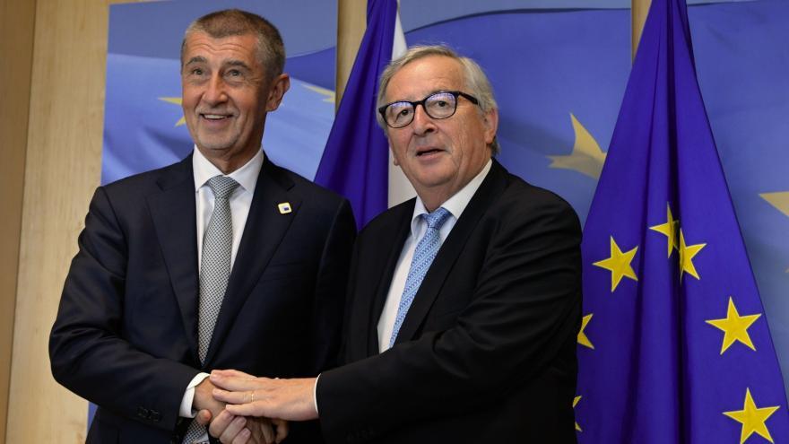 Video Babiš: K rozpočtu eurozóny jsem skeptický, ale nemůžu bránit jeho přípravě