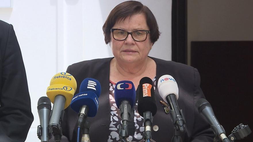 Video Brífink ministryně spravedlnosti o novele zákona o státním zastupitelství