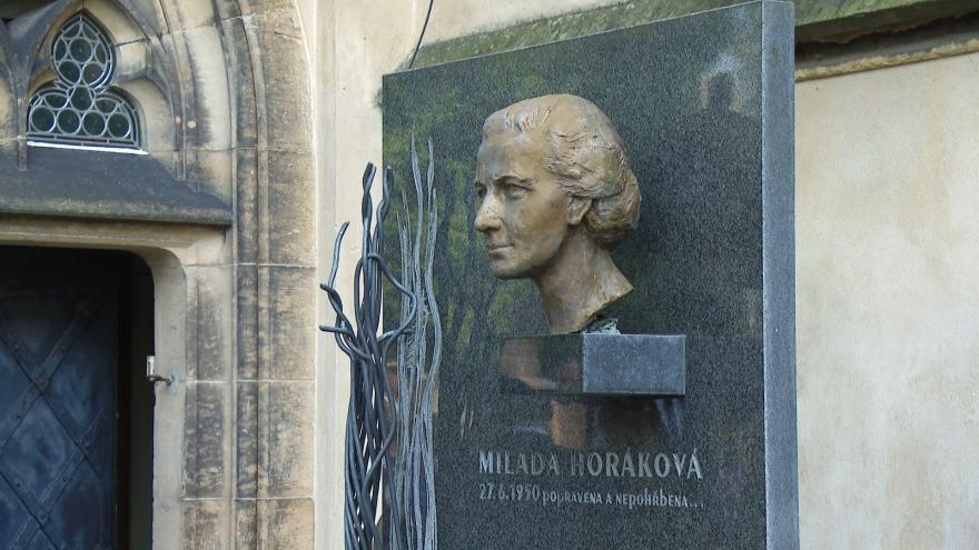 Video Milada Horáková