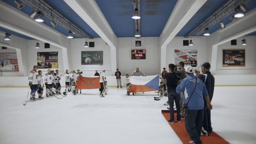 Video Trailer - Letní hokej