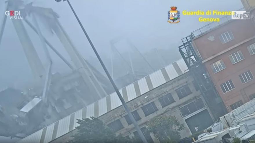 Video Pád janovského mostu