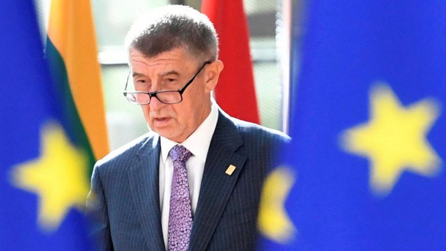 Video 90' ČT24 - Hlasování europarlamentu o možném střetu zájmu českého premiéra