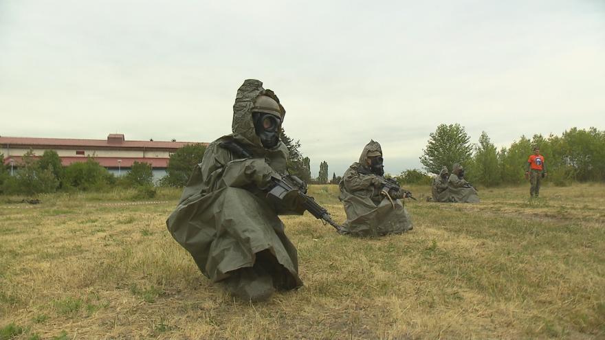 Video Vojáci si v Žatci připomněli pětici kolegů, kteří padli na misi v Afghánistánu