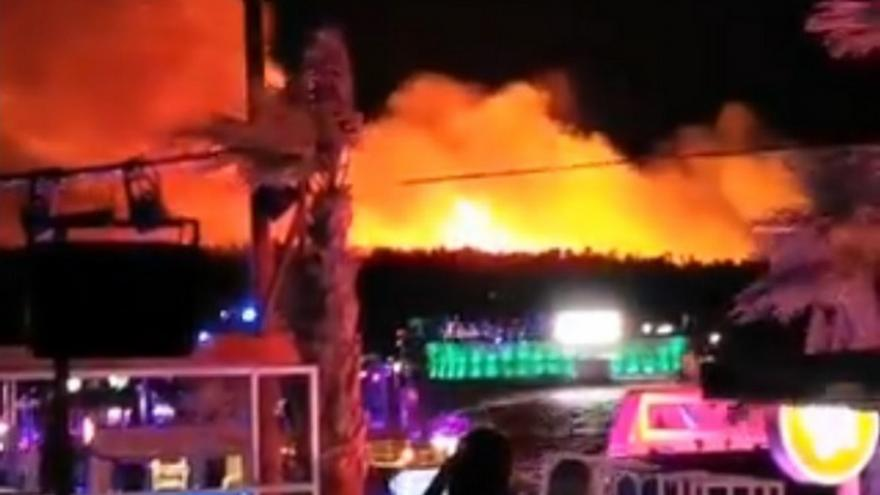 Video Zrce oheň