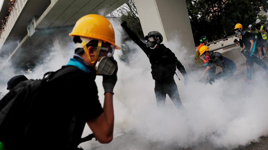 Video 90' ČT24 - Hongkong: největší politická krize