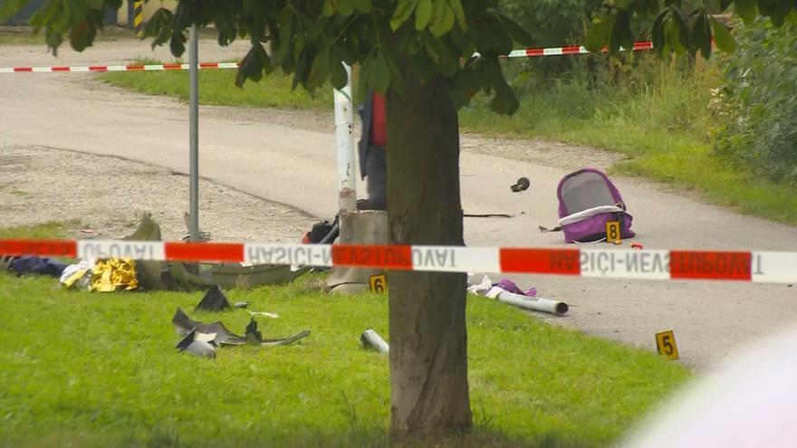 Video Nehody na českých silnicích. Letos zemřelo už 50 chodců
