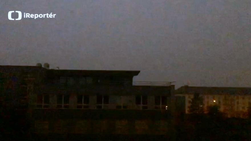 Video Blesky nad Kavčími horami