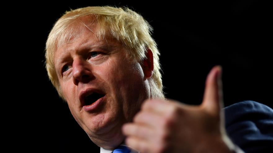 Video Johnson chce v září přerušit schůzi parlamentu