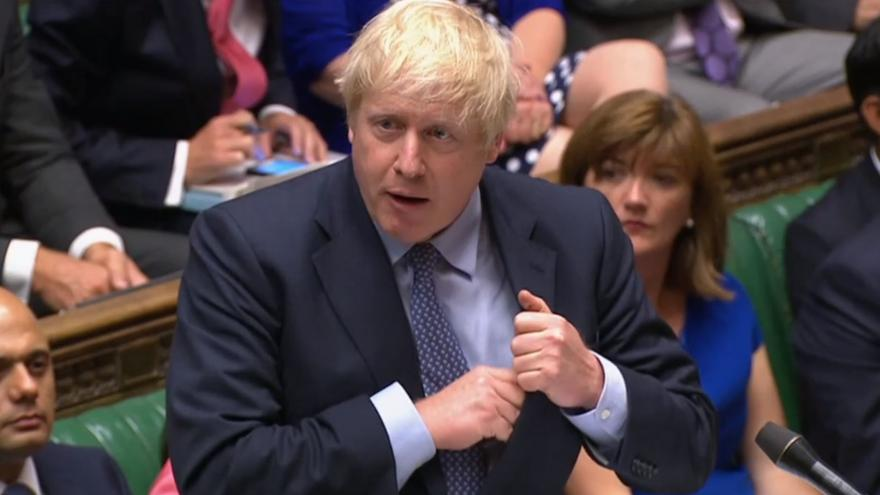 Video Interpelace na britského premiéra